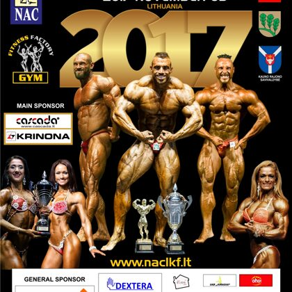 2017 Baltic Bodybuilding Championships