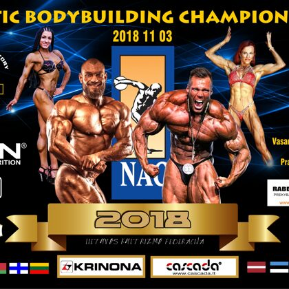 2018 Baltic Bodybuilding Championships
